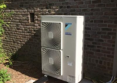 Airco-installatie Daikin